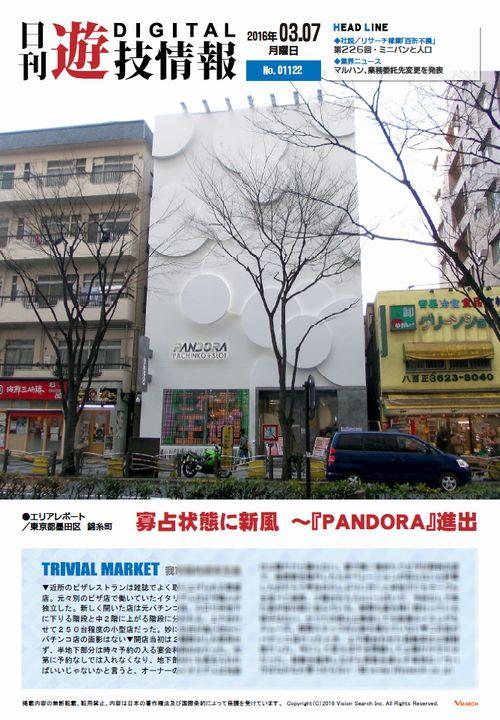 錦糸 町 パンドラ